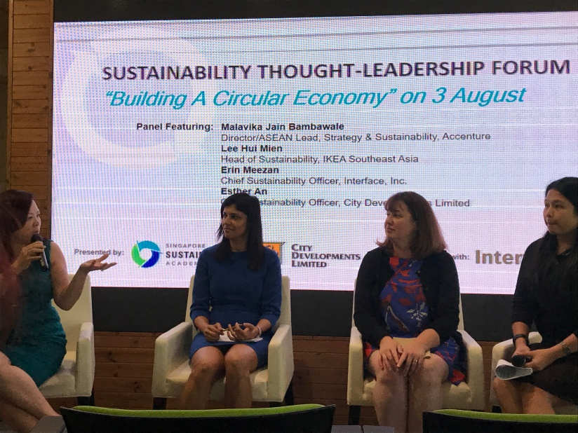 Circular Economy and Women Leadership